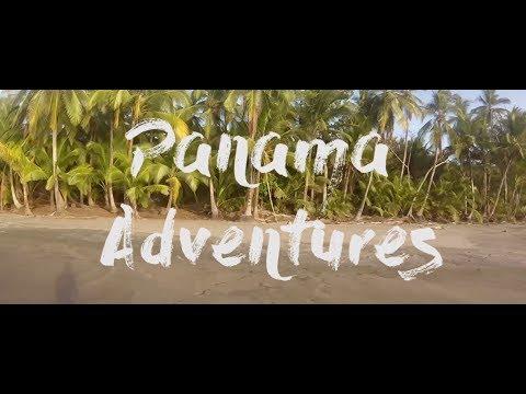 Panama Adventures | Chris Dinkel | GoPro and Lumix