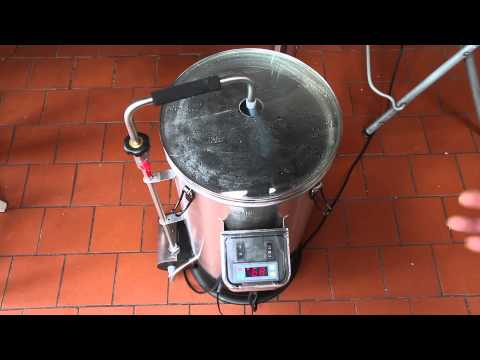 High Gravity Brew In A Bag Electric System Brewing In