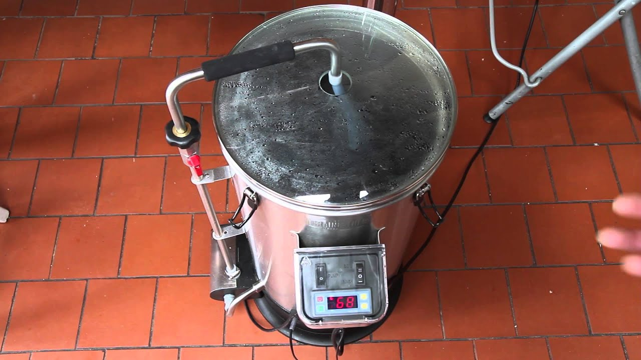 Grainfather After Four Brews Doovi