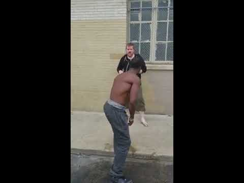 North philly k&a UFC fight