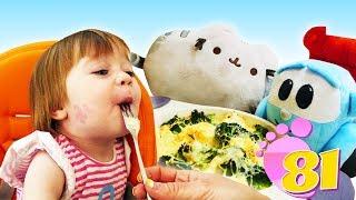 Новые рецепты для детей - Привет, Бьянка и Маша Капуки