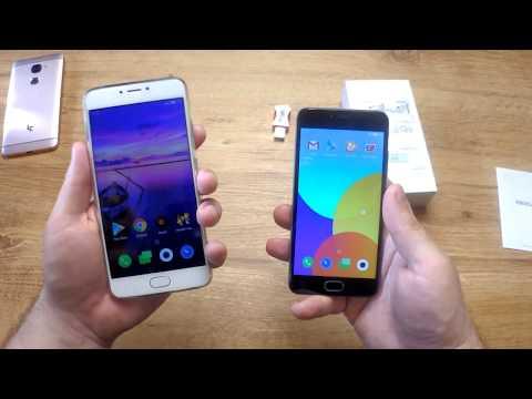 Meizu M3 mini тот случай, когда смартфон лучше чем ожидаешь, распаковка и мини обзор.