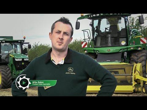 GRASSMEN - Katana, Deere and BabyX highlights from Grassland 2015