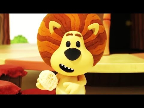 Raa Raa The Noisy Lion | Hurry Up Raa Raa | English Full Episodes | Cartoon For Kids | Kids Movies 🦁