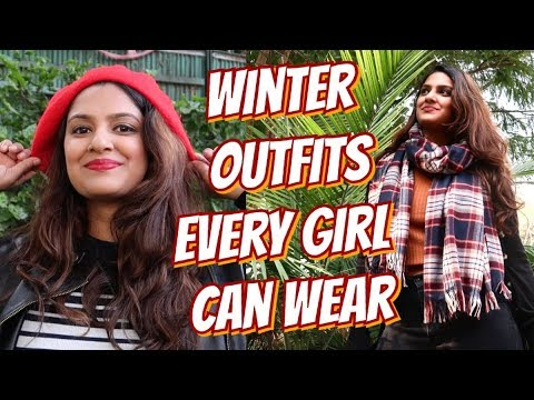 Comfortable Winter Outfits EVERY Girl Can Wear   Winter Lookbook 2018 3