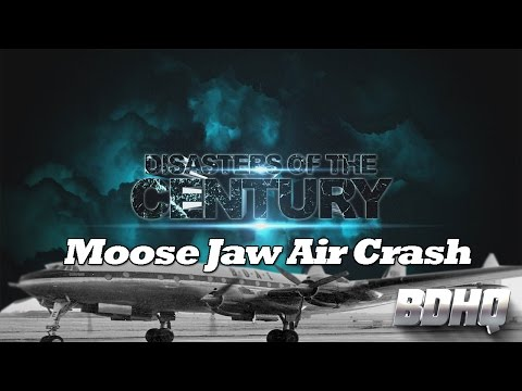 Moose Jaw Air Plane Crash - Biggest plane disaster in Canadian History