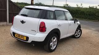 2011 MINI COUNTRYMAN 1.6 COOPER D FOR SALE | CAR REVIEW VLOG