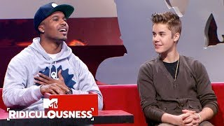 Remember When Justin Bieber Walked into a Door? | Ridiculousness