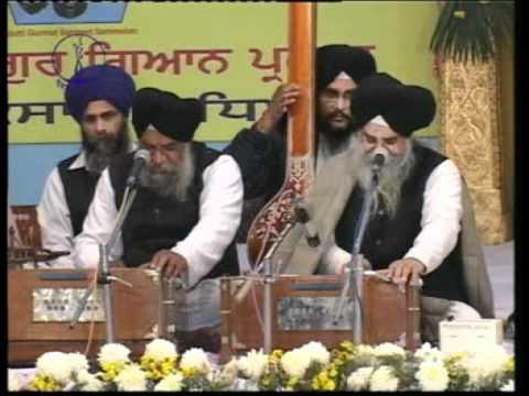 Adutti Gurmat Sangeet Samellan 2006 (Raag Maaj):  Prof Paramjot Singh Ji