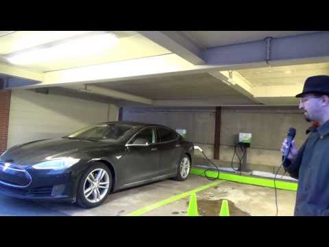 Tesla Motors Model S / X: Supercharger Travel To Niagara Falls, Ontario, Canada