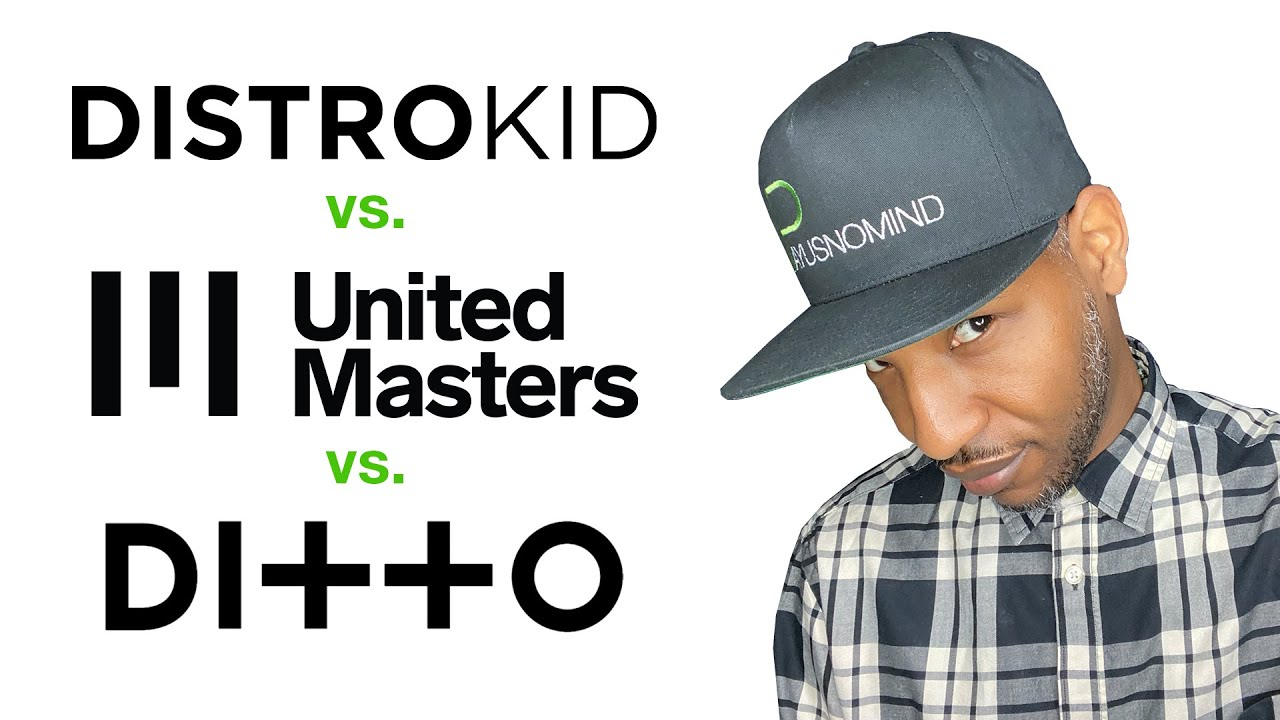 Distrokid vs United Masters vs Ditto: Digital Distribution