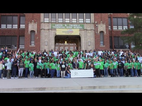 Green B. Trimble Technical High School Bulldog Alumni Group Video November 1, 2014  MVI 4644
