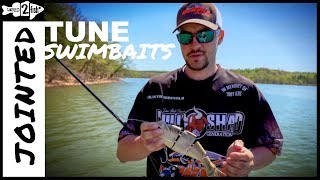 How to Tune a Jointed Swimbait in Less Than 2 Minutes