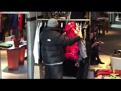 e603b771955ef Shop til you drop! Kanye West retail therapy Soho House Berlin - YouTube