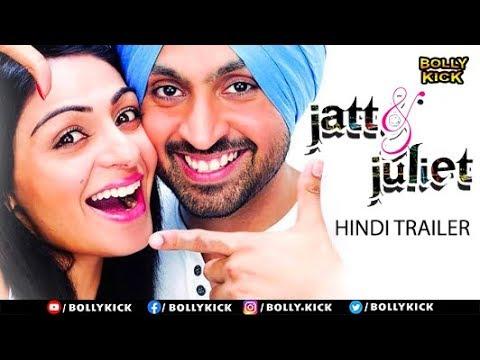 Jatt & Juliet Official Trailer | Diljit Dosanjh | Hindi Dubbed Trailers 2021 | Neeru Bajwa