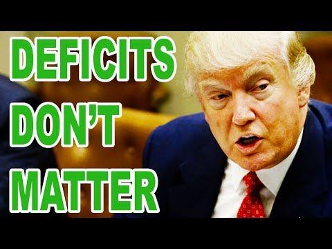 Trump\'s Deficit-Bursting Budget Revealed