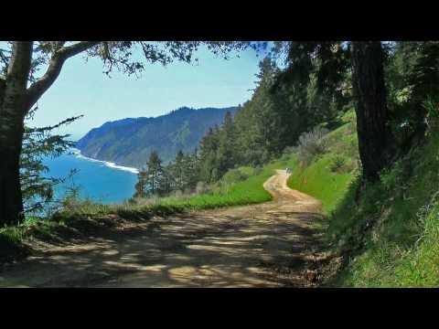The Lost Coast Usal Road Mendocino California