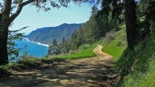 The Lost Coast Usal Road Mendocino California