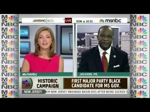 Johnny DuPree - Interview on MSNBC with Chris Jansing