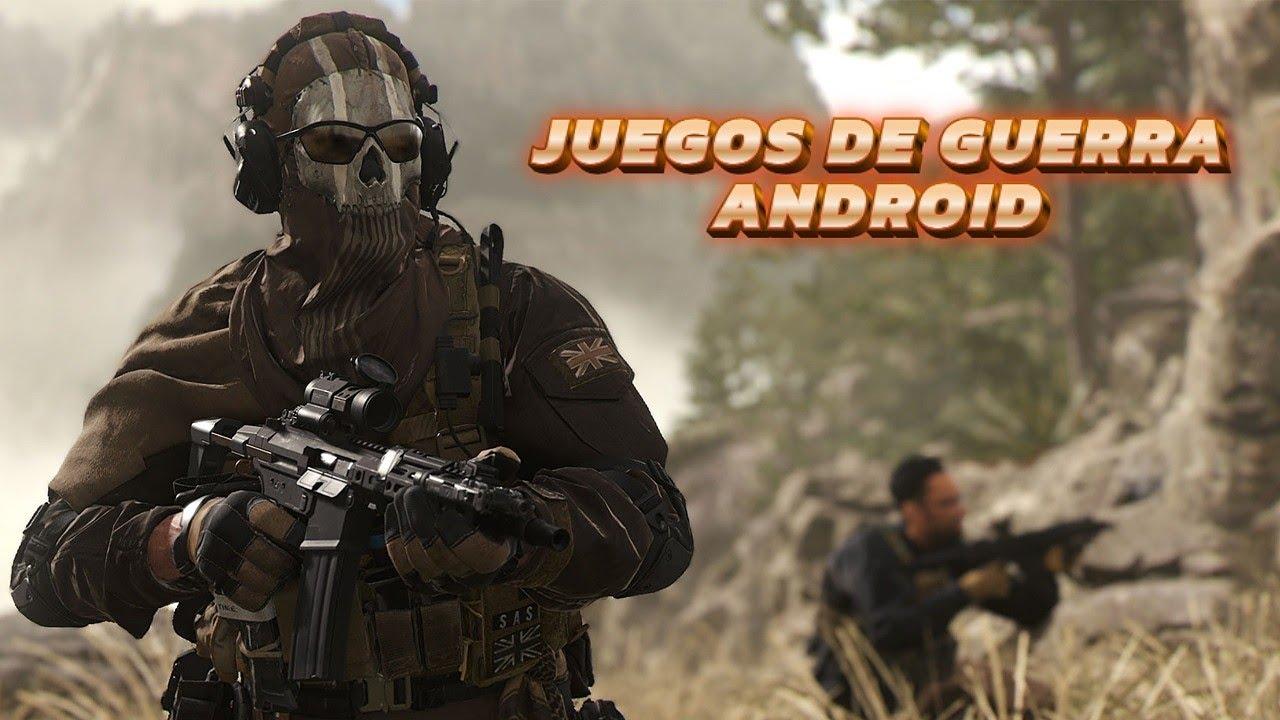 Top 5 Los Mejores Juegos De Guerra Para Android Memo Castillo