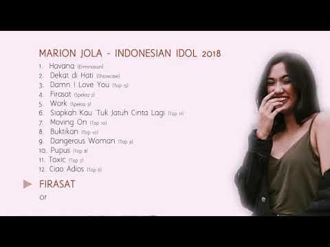 MARION JOLA IDOL - FULL ALBUM ( Tanpa Iklan )
