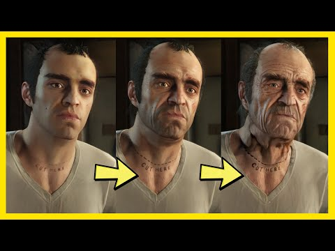 10+ VIDEO GAME CHARACTERS BEFORE/NOW/AFTER