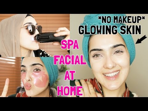spa-facial-at-home-|-get-clear-+-glowing-skin/-skincare-tips-~immy
