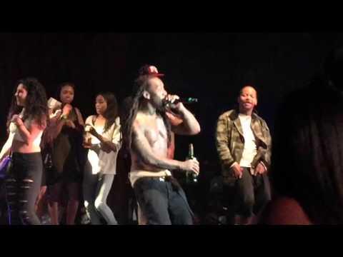 Ty Dolla $ign ' Saved ' & '  When I See Ya '  Live at Highline Ballroom