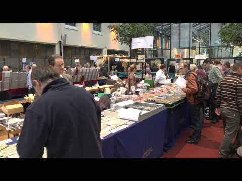 How the World Money Fair in Berlin was Created. VIDEO: 4:02.