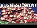 BIGGEST POKER WIN EVER!!! - Poker Vlog 8
