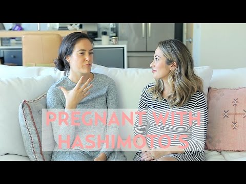 Pregnant with Hashimoto's and Hypothyroidism with Laurel Gallucci