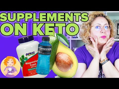 3 Keto Supplements You NEED + Electrolytes Against Keto Flu || No Stupid Questions #07