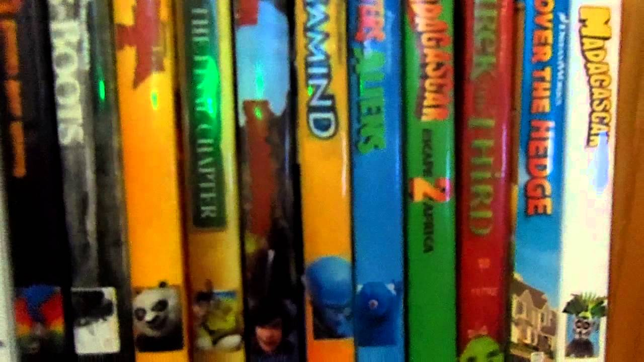 Disney and Dreamworks DVDs | in South Queensferry ...  |Dreamworks Disney Dvd Collection