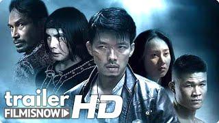 THE FOGGY MOUNTAIN (2020) Trailer | Peter Pham Martial Arts Thriller Movie