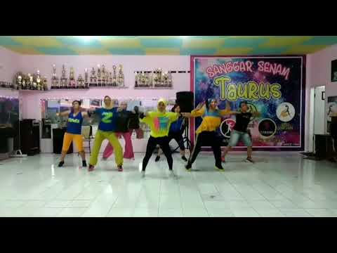 KURANG SEXY | SOIMAH | DANCE FITNESS | JOGED SIMPLE