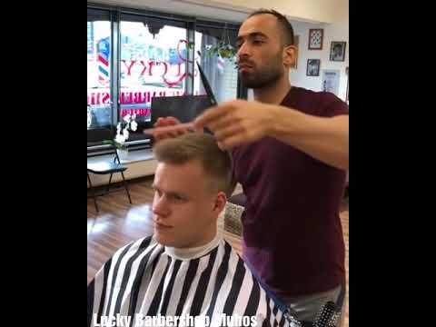 Lucky Barber Oulu