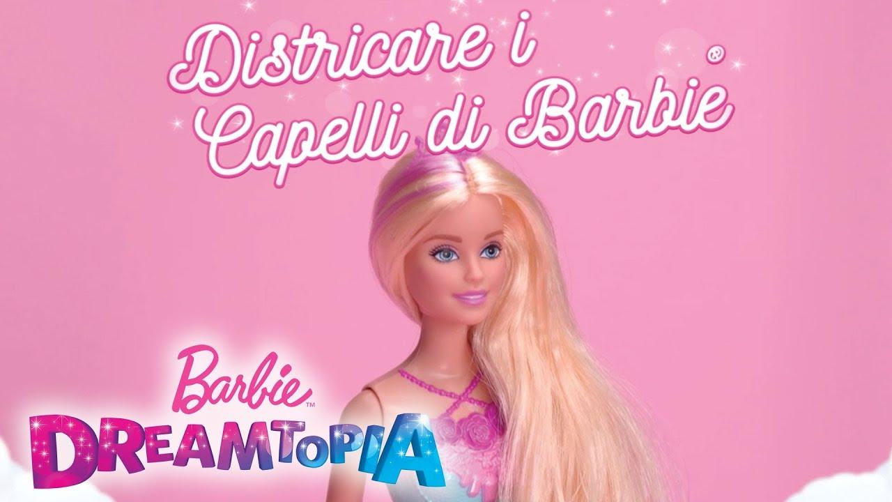 Come reimpiantare i capelli alla tua Barbie | Notizie.it