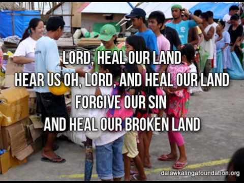 Heal Our Land - Karaoke ft. DKF