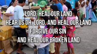 Heal Our Land - Karaoke ft. DKF