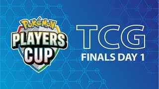 Pokémon Players Cup - TCG Finals Day 1