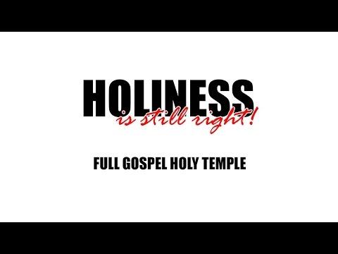 Sunday Morning Worship Service (Nov. 1)