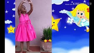 #Baby Dhanishka #Nursery Rhymes #twinkle twinkle little star
