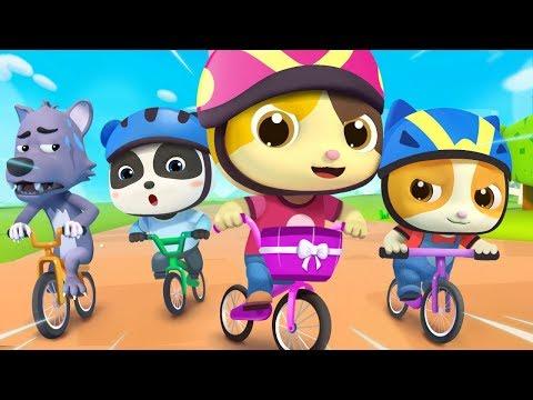 看看誰更快 | 2020學顏色兒歌童謠 | 卡通 | 動畫 | 寶寶巴士 | BabyBus