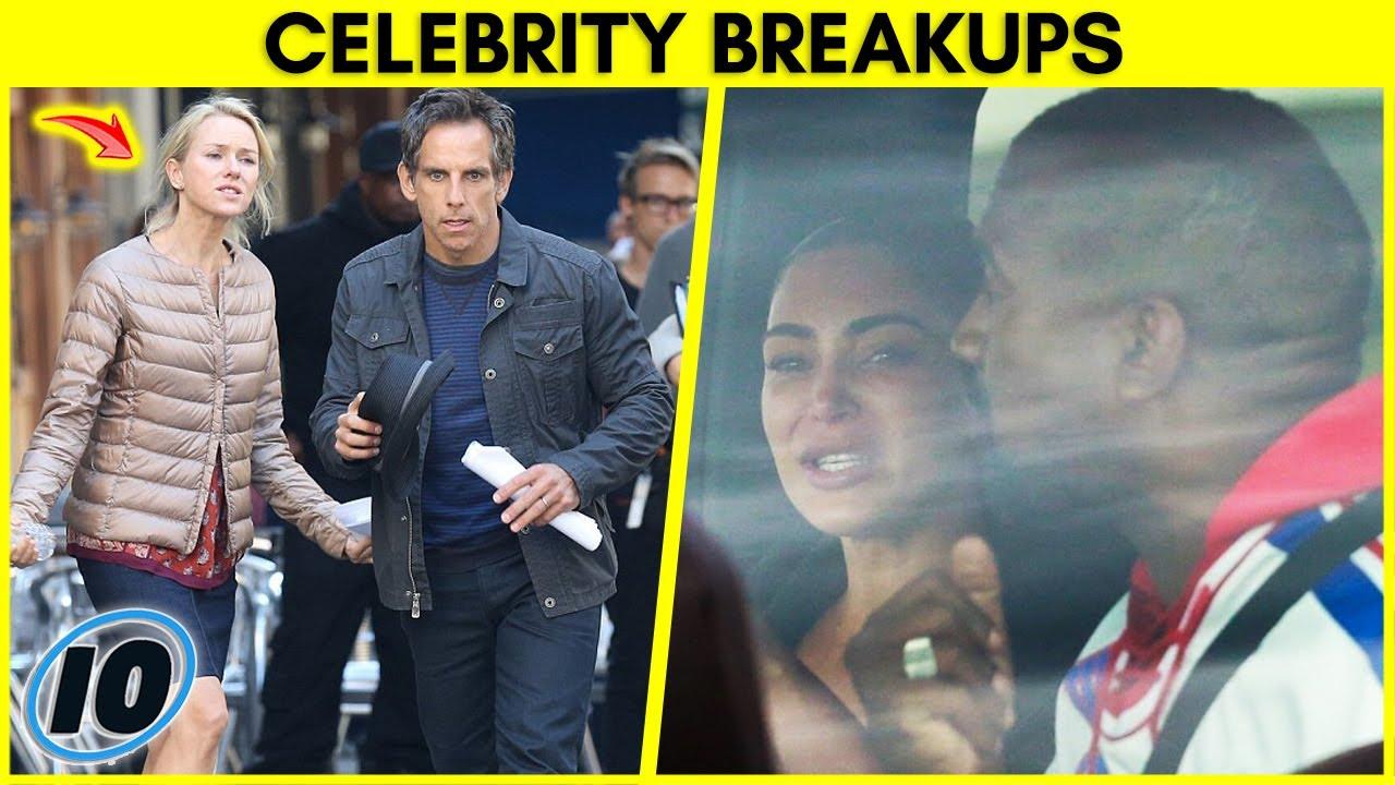 Top 10 Celebrities That Got Divorced in 2020