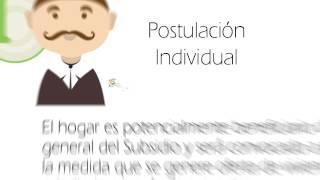 ACCESO AL SDVE - SUBSIDIO DISTRITAL DE VIVIENDA EN ESPECIE