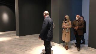 La Junta culmina las obras del Museo del Sitio de los Dólmenes de Antequera