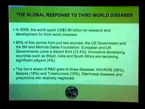Public lecture (2010): Malaria: a global disease