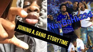 How I Joined A Gang the Crips | StoryTime