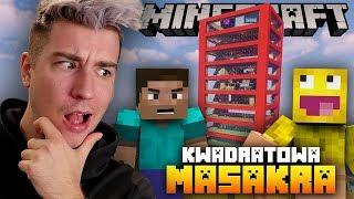 KWADRATOWA MASAKRA #3 - Co się kryje w HOTELU BURACZKA?