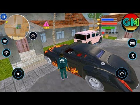 Real Gangster Crime # Special Update New Car Unlocked HotRod|by Naxeex Studio | Android GamePlay FHD